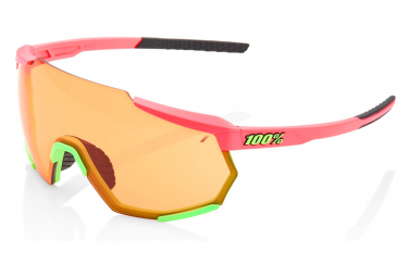 Gafas 100% Racetrap red brown