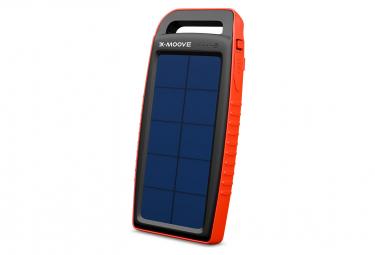 Batterie externe solaire 15 000mAh Xmoove