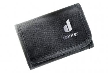 Portafoglio da viaggio Deuter nero