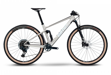 MTB Doble Suspensión BMC Fourstroke 01 Two 29'' Gris 2022