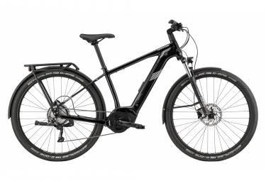 Cannondale Tesoro Neo X3 Bicicleta De Ciudad Electrica Shimano Alivio 9v Black Pearl 2021 L   182 190 Cm