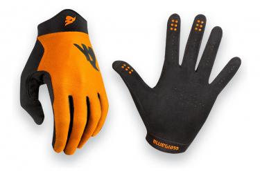 Gants Longs Bluegrass Union Orange / Noir