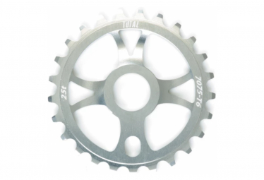 COURONNE TOTAL ROTARY 25T SILVER