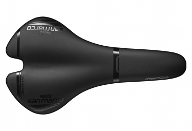 Sella dinamica Selle San Marco Aspide Full-Fit nera