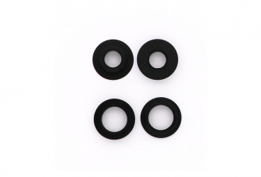 KIT ADAPTATEURS 20MM/10MM PRIDE RACING - FOURCHE CRMO