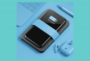 Batterie externe USB-C et charge sans-fil Xmoove