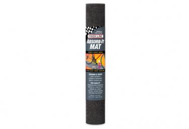 Finish Line Absorb-It Mat Small Black