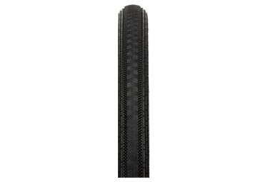 Panaracer GravelKing Semi Slick TLC Gravel Neumático 700 mm Tubeless Ready Plegable Negro