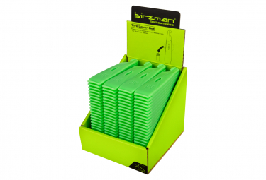 Juego de palancas para neumáticos Birzman, verde (x90)