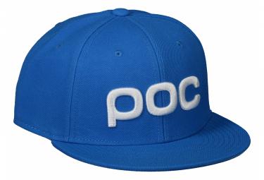 Casquette POC Corp Natrium Bleu