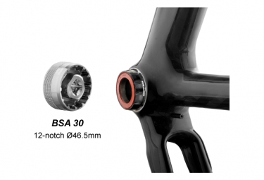 Birzman BB Socket BSA30/386