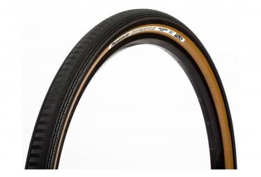 Panaracer GravelKing SS TLC Gravel Tire 27.5'' Tubeless Ready Folding Black / Brown