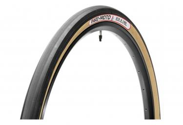 Cubierta Panaracer Pari-Moto Gravel 27.5 '' TubeType plegable negro / marrón