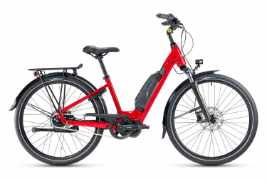 Gitane  e-City Steps 28'' Womens E-Bike  Rouge