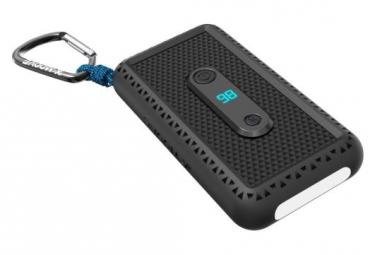 Batterie Externe shockproof Xmoove 10 000mAh USBx2