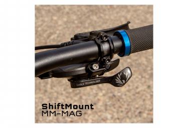 Wolf Tooth ShiftMount MM-MAG para manetas de cambio Sram MatchMaker y frenos Magura