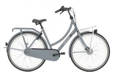 Bicicleta Ciudad Mujer Gazelle Puurnl L R7T Gris
