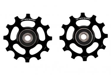 Rodillos de velocidad ceramica Sram Road Red / Force AXS 12V Standard Black