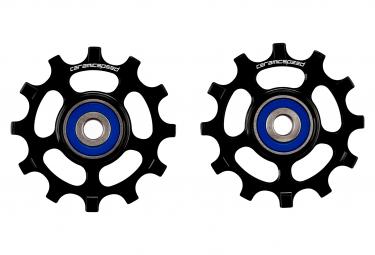 Rodillos Ceramicspeed Shimano 11S NW Negro