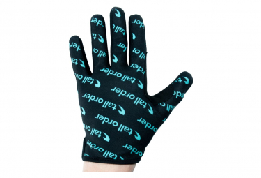 GANTS TALL ORDER BARSPIN BLACK With Teal pint
