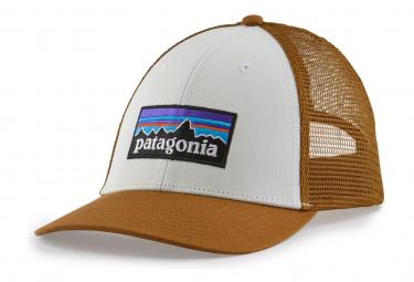 Casquette Patagonia P 6 Logo LoPro Trucker Blanc Unisex ALL