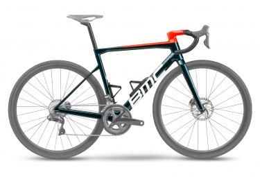Kit Cadre / Fourche BMC Teammachine SLR01 ICS Carbon Petrol 2022