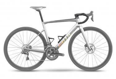 Kit Cadre / Fourche BMC Teammachine SLR01 ICS2 Carbon Gris Iridescent 2022