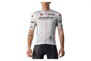Maglia Castelli Giro 104 Race manica corta Bianca