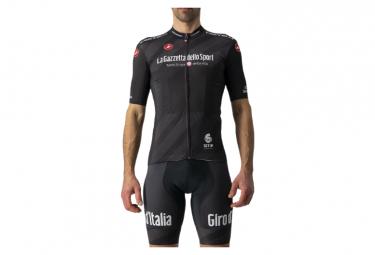 Maglia Castelli Giro 104 Race manica corta Nera