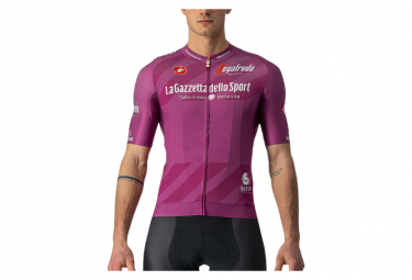 Maglia Castelli Giro 104 Race Cyclamen / Viola