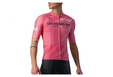 Maglia manica corta Castelli Giro 104 Race Rosa