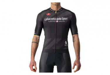 Maglia manica corta Castelli Giro 104 Competizione Nera