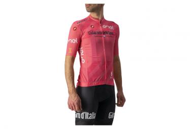 Maglia Castelli Giro 104 Competizione manica corta Rosa