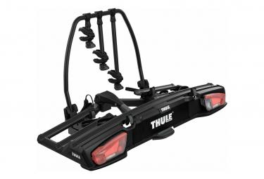 Thule VeloSpace XT 3 939001 Soporte para bicicleta con barra de remolque - 3 bicicletas Negro