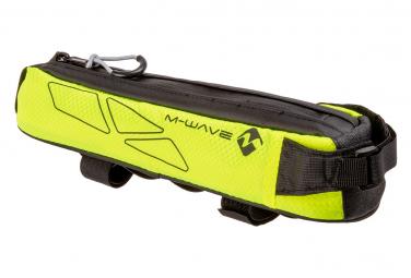 M Wave Rough Ride Top Frame Bag Neon Yellow