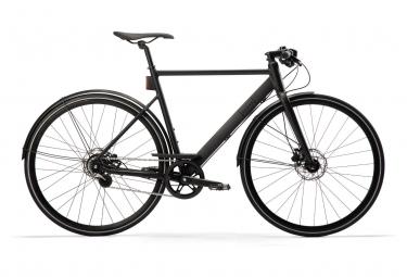 Elops Speed 920 Sport City Bike Shimano Alfine 8V 700mm Dark Grey 2021