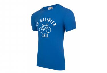 LeBram & Sport Epoque T-Shirt Manica Corta Le Galiber Victoria / Blu