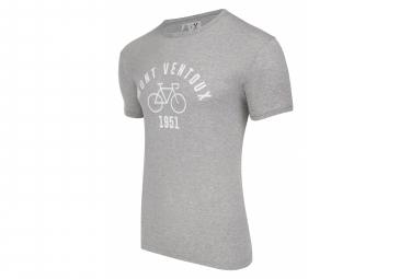 LeBram & Sport Epoque Mont Ventoux T-shirt manica corta grigia