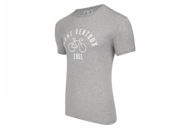 T-Shirt Manches Courtes LeBram & Sport D'Epoque Mont Ventoux Gris