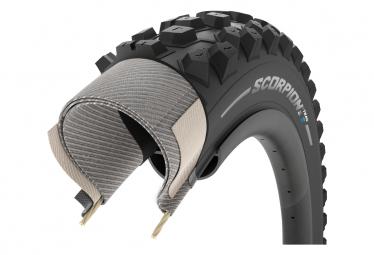 Pneu VTT Pirelli Scorpion Trail S 29'' Tubeless Souple SmartGrip ProWall
