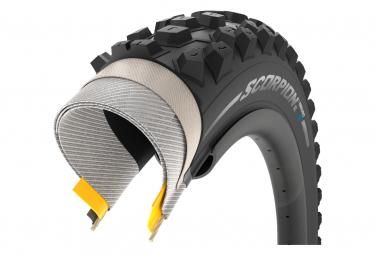 Pneu VTT Pirelli Scorpion Enduro S 27.5'' Tubeless Souple SmartGrip HardWall