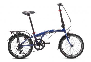 Bicicleta Pegable Dahon SUV D6 20'' Bleu