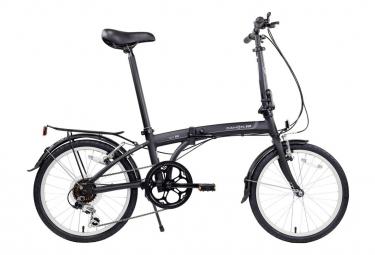 Bicicleta Pegable Dahon SUV D6 20'' Noir