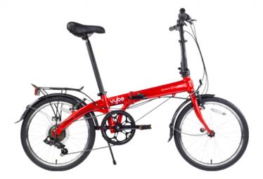Bicicleta Pegable Dahon Vybe D7 20'' Rouge