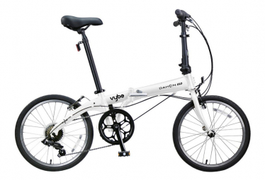 Bicicleta Pegable Dahon Vybe D7 20'' Blanc