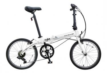Vélo Pliant Dahon Vybe D7 Panaché 7V Blanc 2021