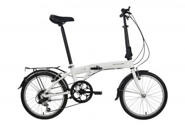 Vélo Pliant Dahon SUV D6 Panaché 6V Blanc 2021