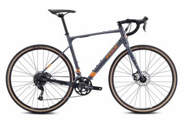 Fuji Jari 2.5 Gravel Bike Shimano Claris 8S 700mm Satin Grey 2021