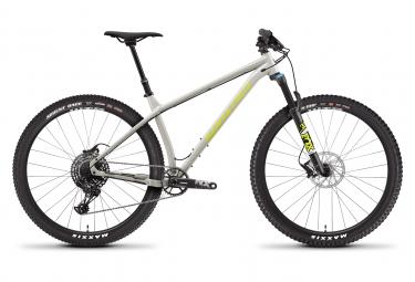 Santa Cruz Chamäleon AL 29 '' Hardtail Mountainbike Sram NX Eagle 12V Nebel und Yellowjacket 2021