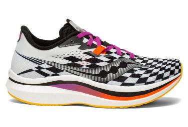 Chaussures de Running Femme Saucony Endorphin Pro 2 Reverie Blanc / Multi-couleur